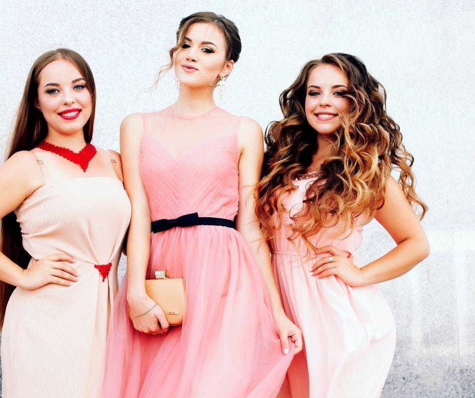 Sukienki na różne imprezy i wielkie wyjścia